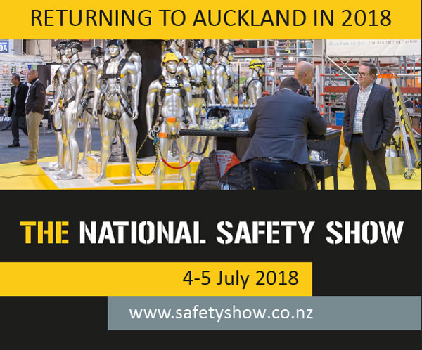 The National Safety Show 2018
